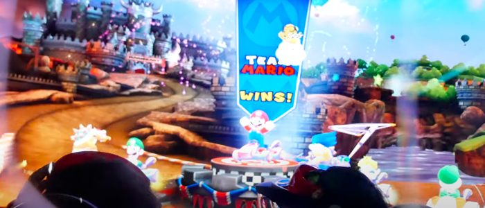 Mario Kart Ride video