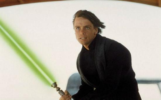 Mark Hamill Return of Jedi