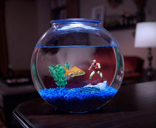 Marvel Aquarium