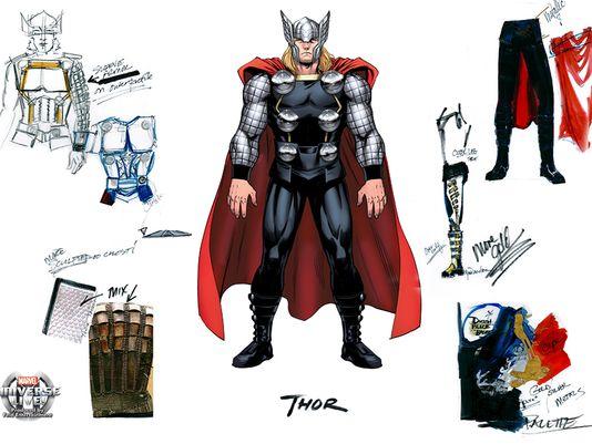 Marvel Universe Thor