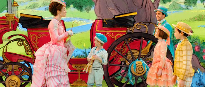 Mary Poppins Returns images