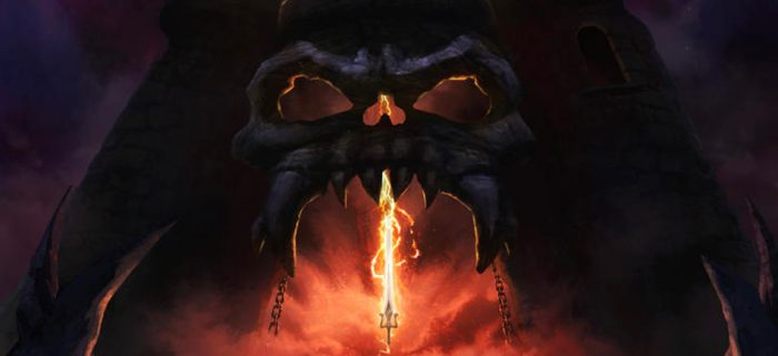 Masters of the Universe Netflix seriescast
