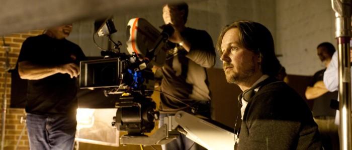 Matt Reeves directing Let Me In
