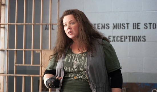 Melissa McCarthy in The Heat