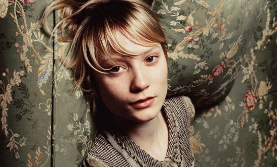 Mia Wasikowska Filme