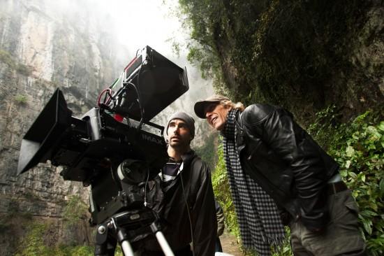 Michael Bay IMAX 3D Digital Camera