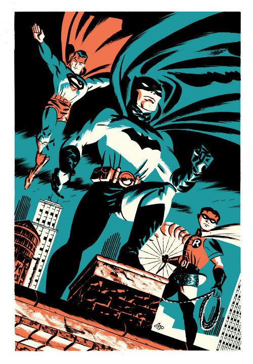 Michael Cho - Batman Robin