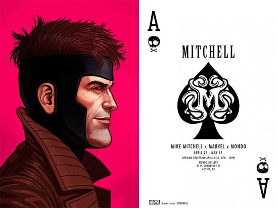 Mike Mitchell Marvel