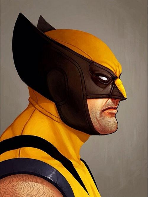 Mike Mitchell - Wolverine
