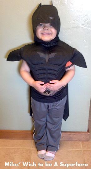 Miles Batman