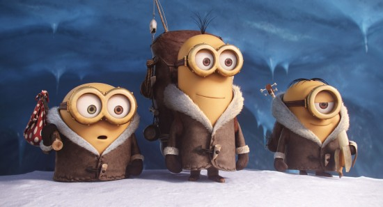 Minions movie 2