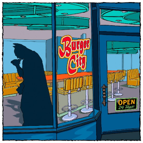 Mioxy - Burger City