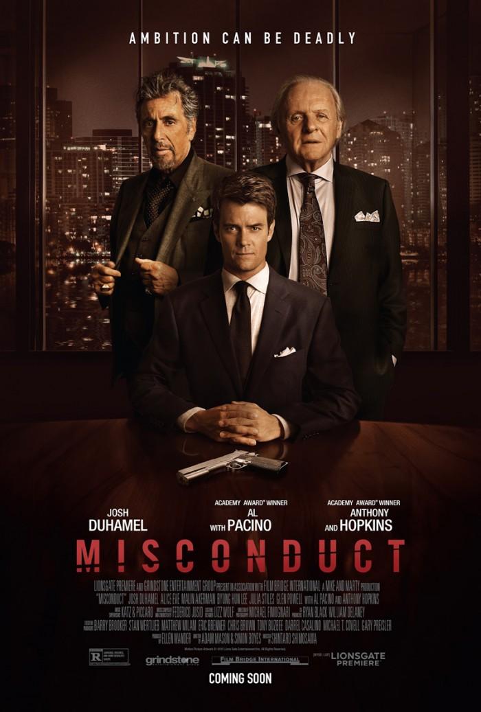 Misconduct trailer