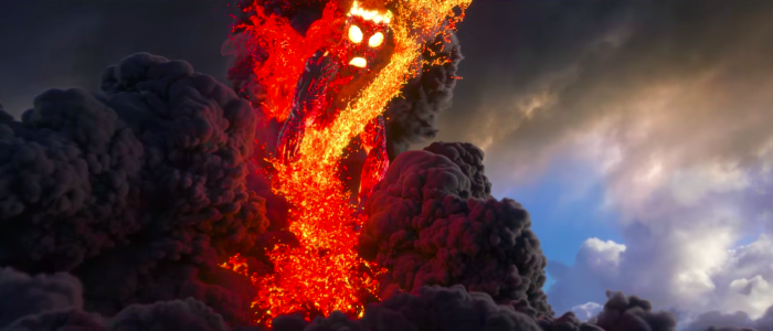 Moana - Teka (lava monster)