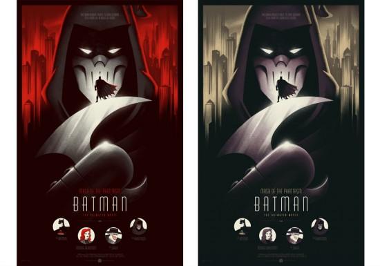 Mondo Batman Mask Phantasm