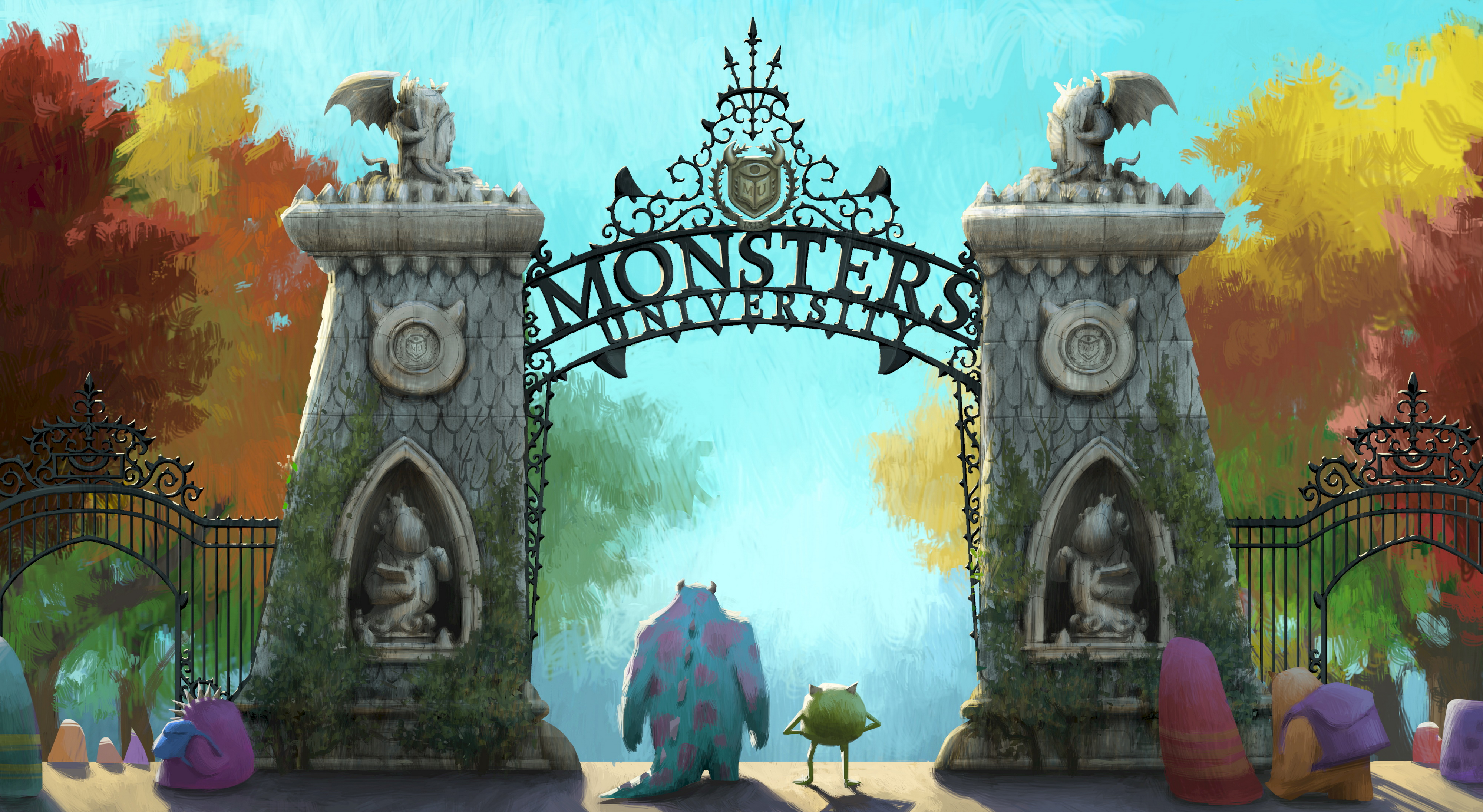 Watch a message from the dean of monsters university viral video watch a message from the dean of monsters university viral video film voltagebd Choice Image
