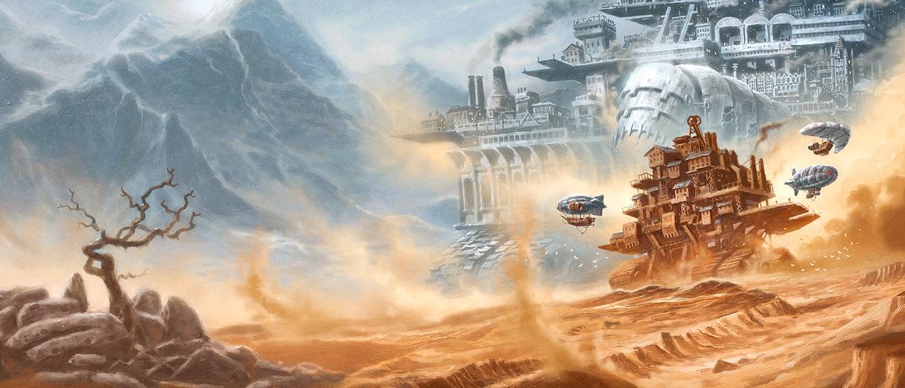 Mortal Engines Teil 2