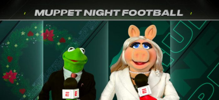 Muppet Night Football
