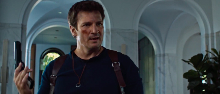 Nathan Fillion and Director Allan Ungar Talk About Their 'Uncharted' Short Film, A Possible Sequel, and Dismiss A Long-Held Rumor