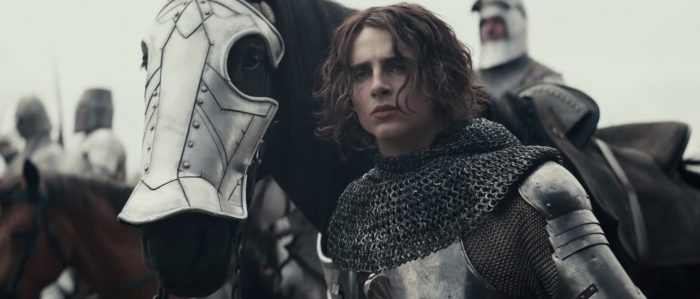 Netflixs The King Spoiler Review: Shakespeare Without the Dialogue, Anchored by an Intense Timothée Chalamet