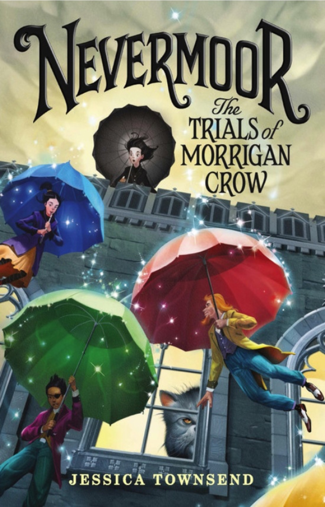 Image result for nevermoor