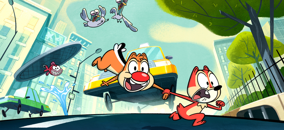 New Chip n Dale Series Coming to Disney+ – /Film