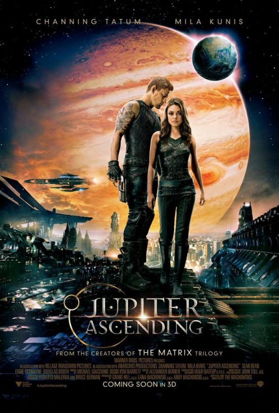 New Jupiter Ascending Poster