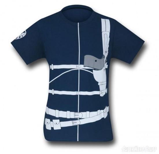 Nick Fury Shirt
