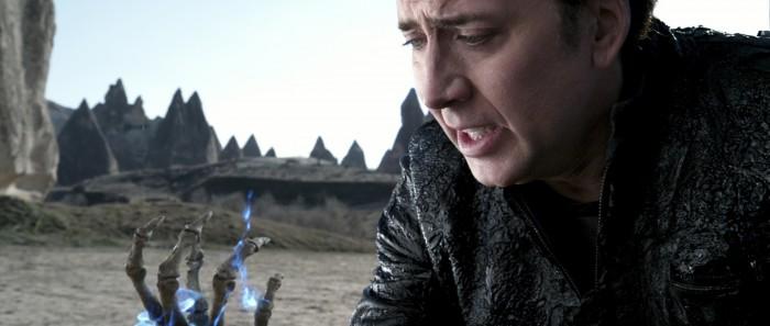 Nicolas Cage in Ghost Rider Spirit of Vengeance