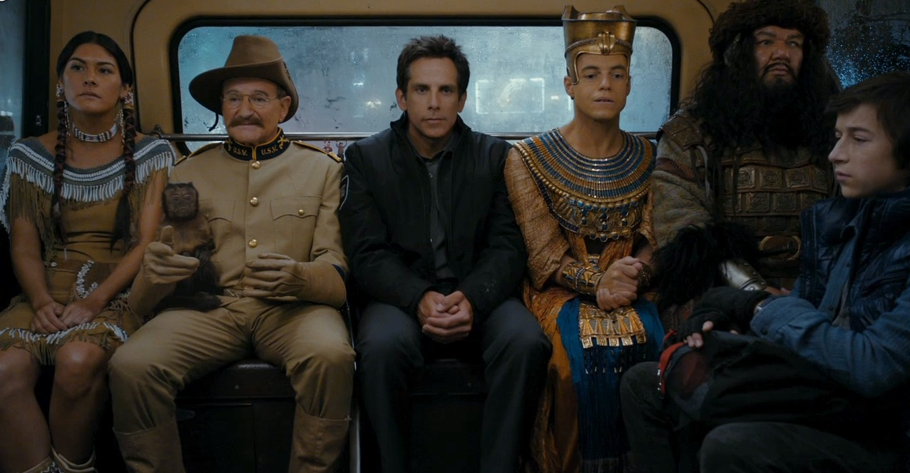 night at the museum secret of the tomb trailer - /film