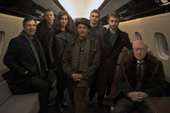 Now You See Me 2 cast photo