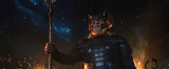 Odin Thor Dark World still