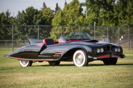 Old Batmobile