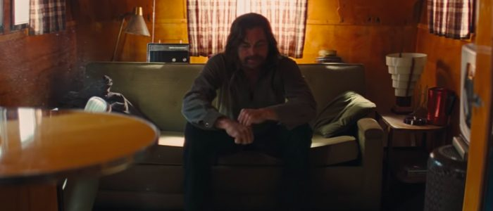 Once Upon a Time in Hollywood Rick Dalton freak out