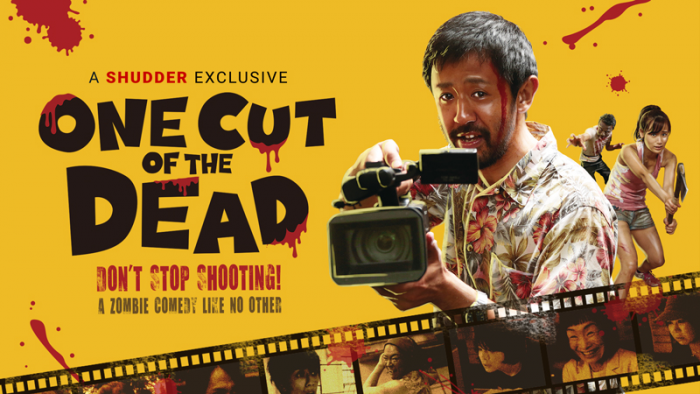 One Cut of the Dead banner