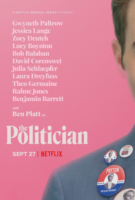"""Создатель """"Американской истории ужасов"""" ставит """"Политика"""" для Netflix"""