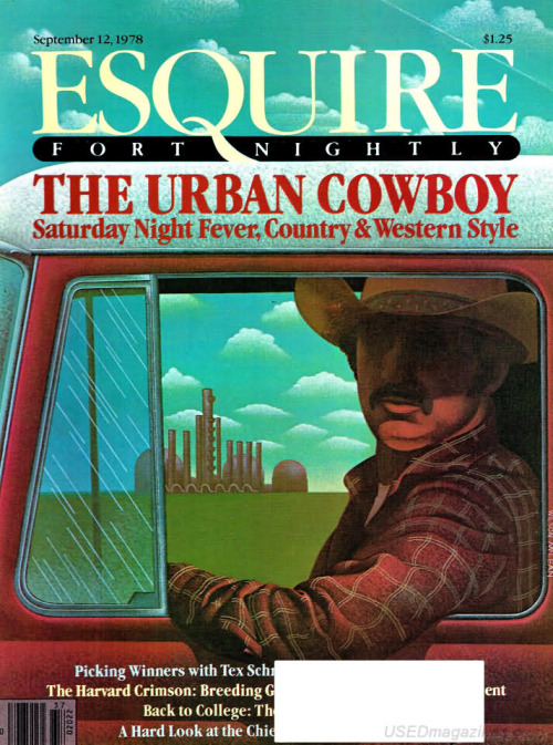 The Ballad of the Urban Cowboy: America's Search for True Grit