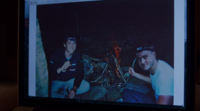 Patrick and Daniel old photo