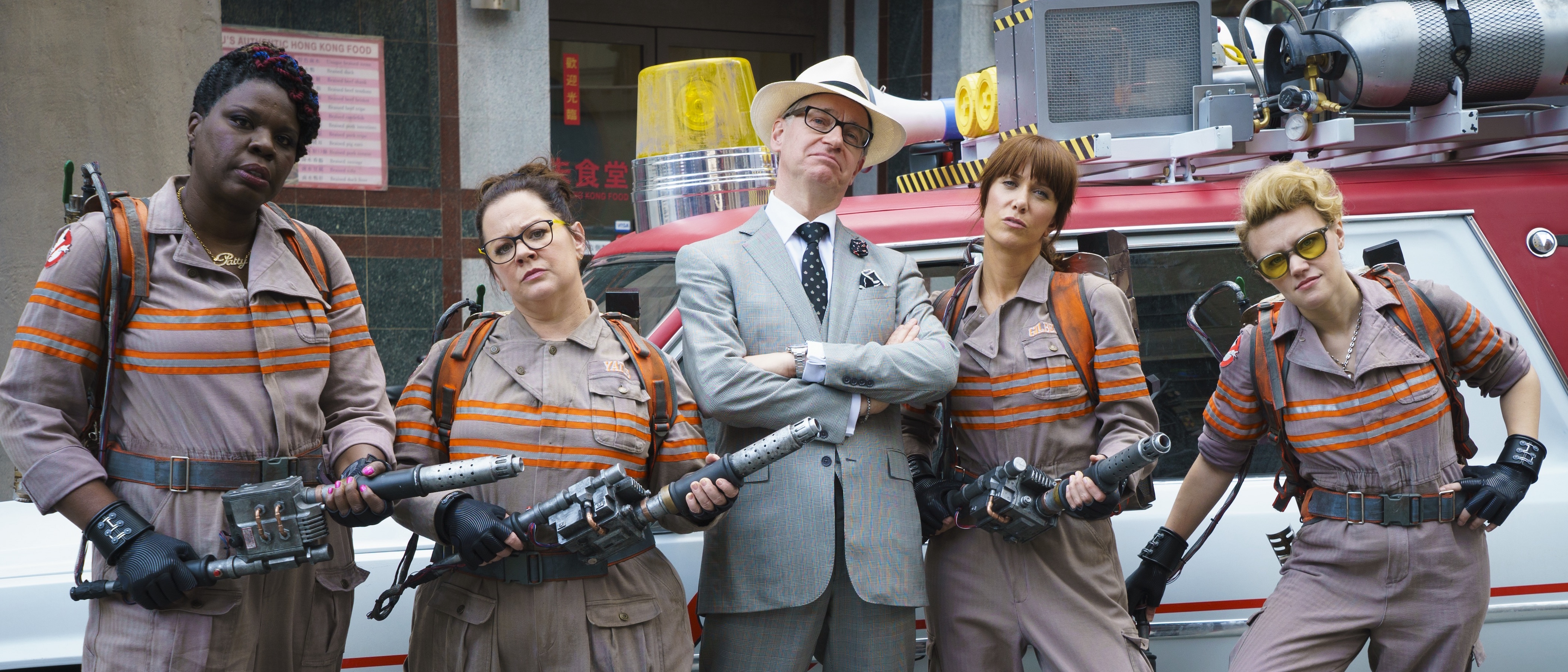 paul feig is still holding out hope for a ghostbusters reboot sequel