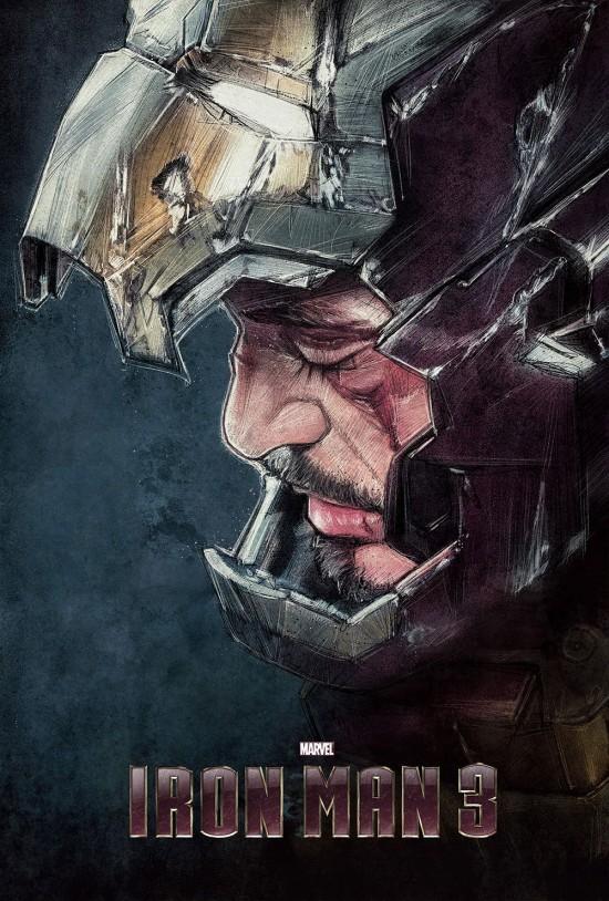 Paul Shipper - Iron man 3