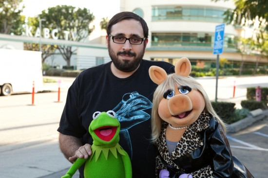 Peter Sciretta and The Muppets