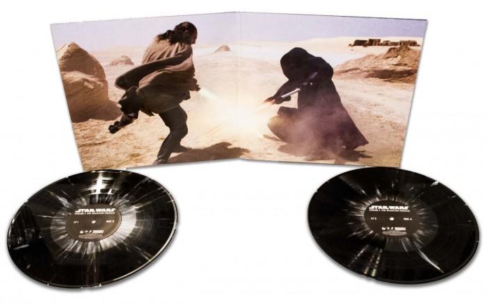 Phantom Menace Vinyl