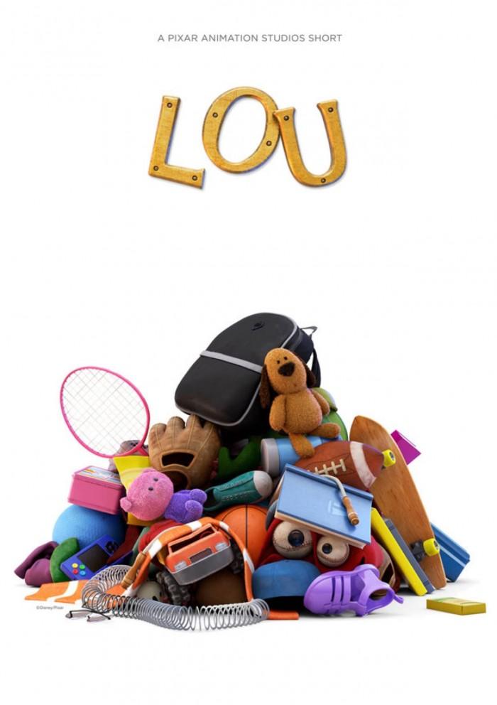 Pixar's Lou Poster