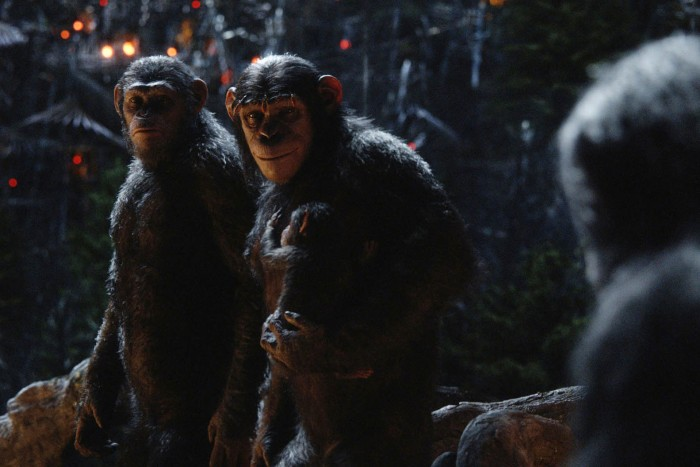 Planet of the Apes Judy Greer