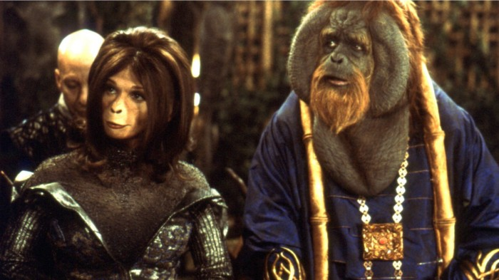 Planet of the Apes remake