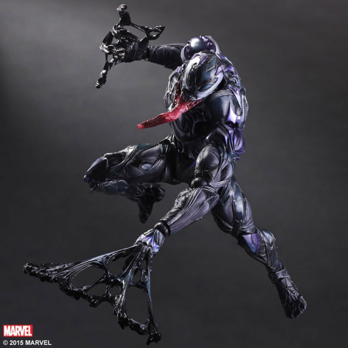 Play Arts Kai Venom