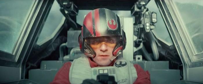 Poe Dameron Oscar Isaac Star Wars Force Awakens