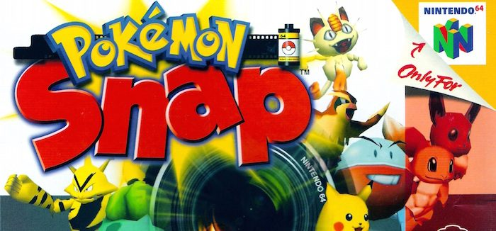 Detective Pikachu and Pokemon Snap
