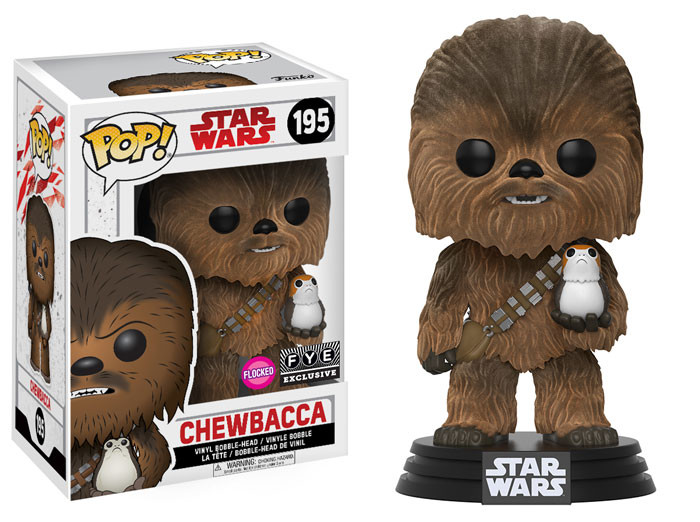 Porg Chewie Pop