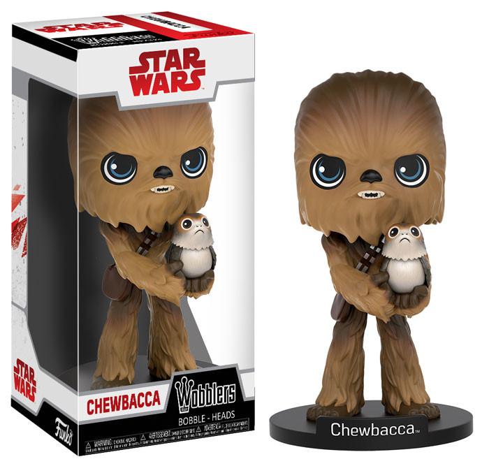 Porg Chewie Wobblers